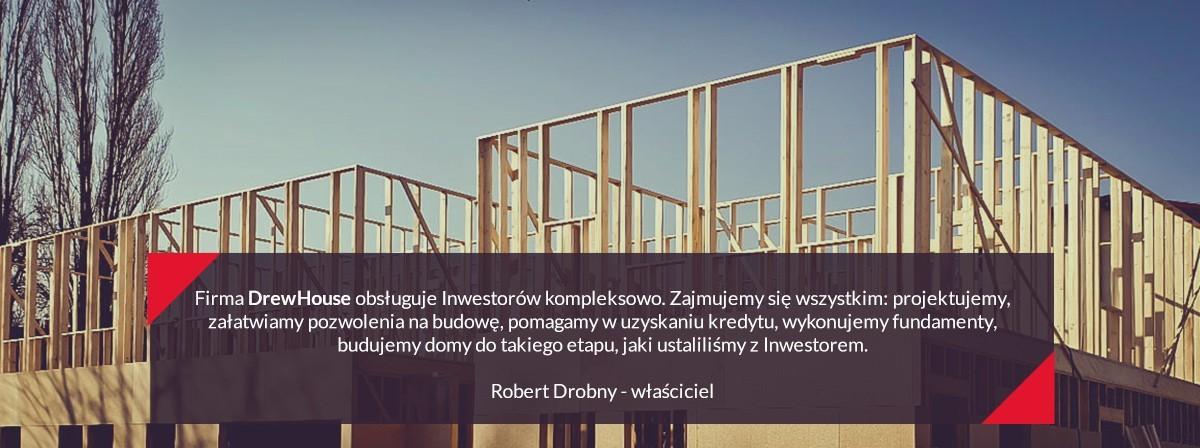 Domy szkieletowe Małopolska