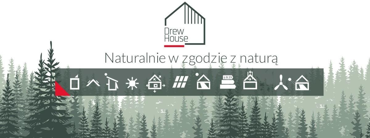 Domki szkieletowe DrewHouse