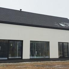 Dom szkieletowy Raciborsko k. Wieliczki