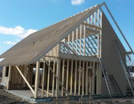 Kupiłeś działkę budowlaną na Śląsku? Sprawdź, dlaczego warto postawić na dom w technologii kanadyjskiej