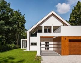 Budowa szkieletowego domu jednorodzinnego – jakie obowiązują trendy?